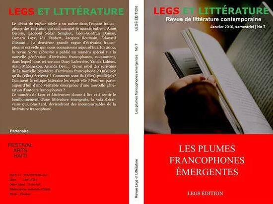 legs et littératur