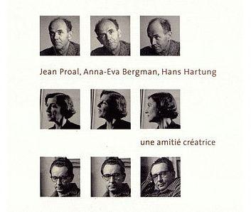 une amitié créatrice Jean Proal